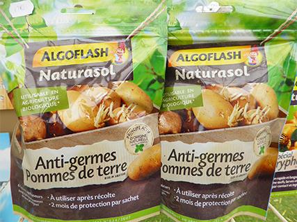 LE CHÊNE FLEURI Ancenis Maine Et Loire 49 Anti Germes Pomme De Terre BIO