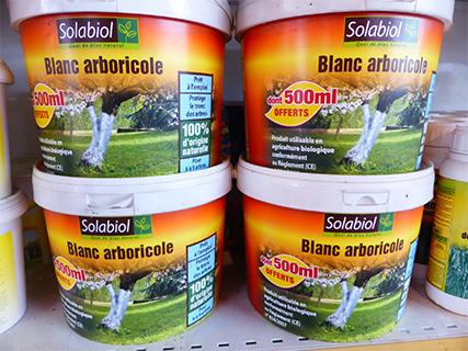 LE CHÊNE FLEURI Ancenis Maine Et Loire 49 Blanc Arboricole