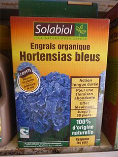 LE CHÊNE FLEURI Ancenis Maine Et Loire 49 Engrais Hortentias Bio 750 Gr