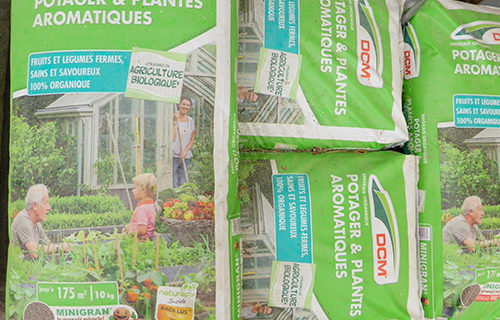 LE CHÊNE FLEURI Ancenis Maine Et Loire 49 Engrais Organique Potager 10 Kg