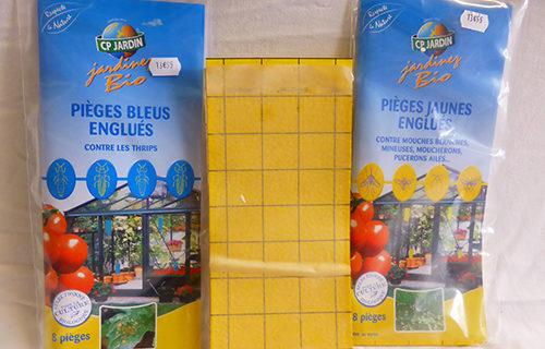 LE CHÊNE FLEURI Ancenis Maine Et Loire 49 Pièges Bleu X 8