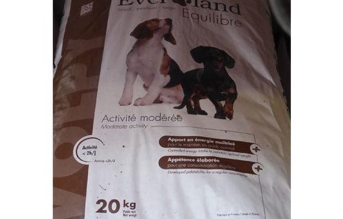 LE CHÊNE FLEURI Ancenis Maine Et Loire 49 WOLPY EQUILIBRE 20kg 25 10